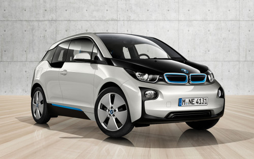 BMW i3 Electric Vehicle Image
