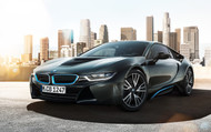 BMW i8 Electric Vehicle Image