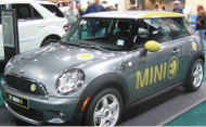 BMW MiniE Electric Vehicle Image