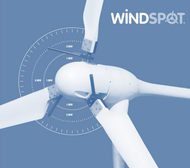 Windspot ON-Grid HAWT 3.5kW Wind Turbine