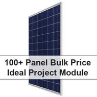 Trina Honey Poly Silver 265 Watt Solar Panel Module (100+ Panel Bulk Price)