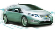 Chevrolet Volt Electric Vehicle Image