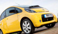 Citroen C-ZERO Electric Vehicle Image