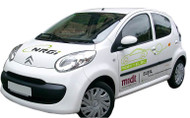 Citroen C1 Ev'ie Electric Vehicle Image