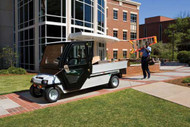 Club Car Carryall 6 Electric Vehicle Image