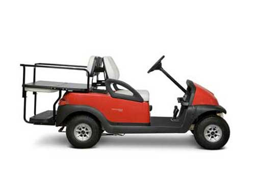 Club Car Precedent 2in1 Electric Vehicle Image