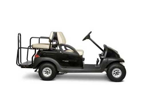 Club Car Precedent 2Plus2 Electric Vehicle Image