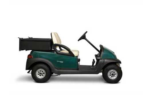Club Car Precedent Cargo Electric Vehicle Image
