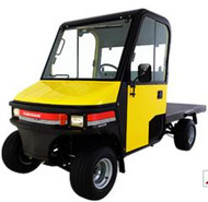 E-Z-GO Cushman Haulster Electric Vehicle Image