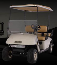 E-Z-GO Golf Shuttle 2+2 TXT Electric Vehicle Image