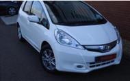 Honda Jazz Electric Vehicle Image