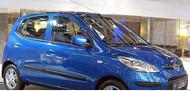 Hyundai BlueOn Electric Vehicle Image