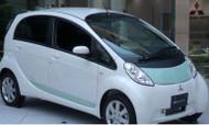 Mitsubishi i-MiEV Electric Vehicle Image