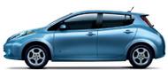 Nissan Leaf Electric Vehicle Image