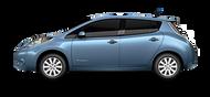 Nissan LEAF SV Electric Vehicle Image