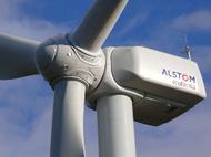 Alstom Enercon ECO80 2MW Wind Turbine