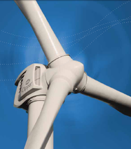 Clipper Windpower C89 2.5MW Wind Turbine