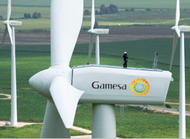 Gamesa G87 2MW Wind Turbine
