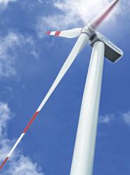 Nordex N100 2500kW Wind Turbine