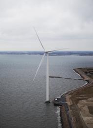 Siemens SWT-3.6-120 3.6MW Wind Turbine
