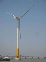 Sinovel SL-3000/90 3MW Wind Turbine