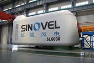 Sinovel SL6000 6MW Wind Turbine