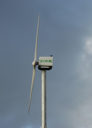Skywing 50kW Wind Turbine Image