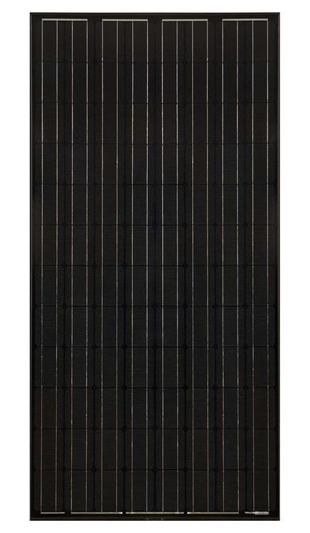 833 solar gallium 250 watt solar panel module