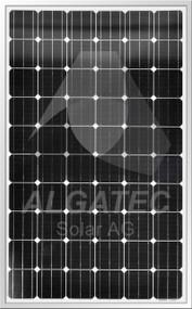 Algatec Solar ASM mono x-6 255 Watt Solar Panel Module image