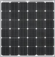 Del Solar D6M130B1A 130 Watt Solar Panel Module image