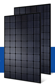 Hyundai HiS-S290RG(BK) 290W Solar Panel Module