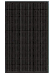JA Solar 295W Mono Percium 5BB All Black Solar Panel Module
