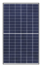 REC 290 TwinPeak 2 BLK 290W Solar Panel Module
