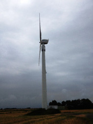 Wind World W2700/150 Wind Turbine