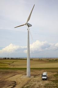WinDual 60 kW Wind Turbine