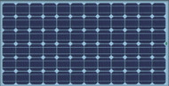 Himin Clean Energy HG-185S 185 Watt Solar Panel Module (Discontinued)