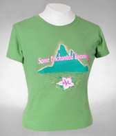 South Pacific Evening Tee - Ladies