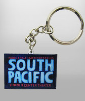 South Pacific Key Chain - Logo