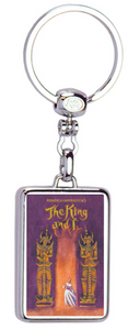 The King and I Keychain