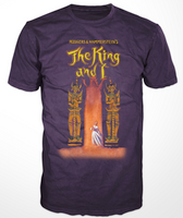 The King and I Poster Tee - Unisex