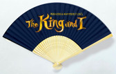 The King and I Hand Fan
