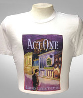 Act One Poster Tee - Unisex