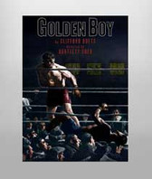 Golden Boy Magnet
