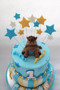 horse kids birthday cake