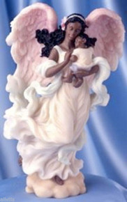 NAOMI 6tH Motherhood Series Baby 78188 Roman Seraphim Classics Angel ONLY HAVE 1