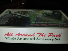 "Retired Animated ""ALL AROUND THE PARK"" 52477 FACTORY SEALED IN BOX"