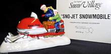 SNO-JET SNOWMOBILE #51594
