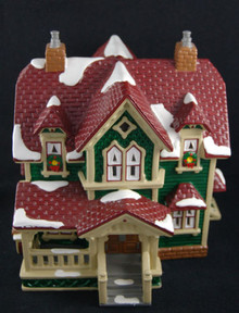 HARTFORD HOUSE Dept 56 Original Snow Village Collection Retired Snow Village