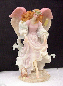 AVALON FREE SPIRIT  # 78108  Limited Edition Figurine 1998 SERAPHIM ANGEL