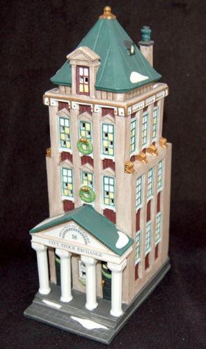 Brokerage House